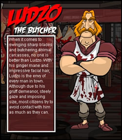 Ludzo the Butcher